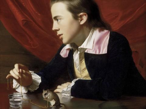 John Singleton Copley's <i>A Boy with a Flying Squirrel,</i> 1765