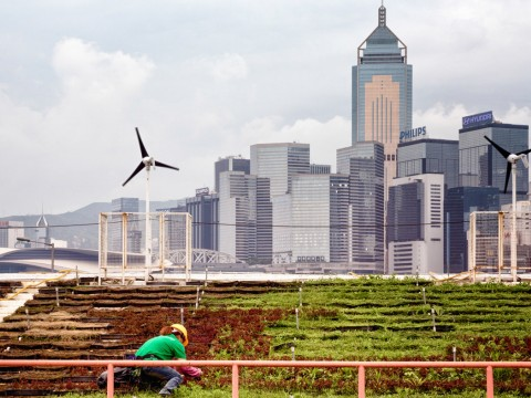 The China 2030/2050 project will focus on energy, atmosphere, and climate change in China.