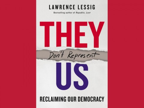 """Book cover for """"The Don't Represent Us"""""""